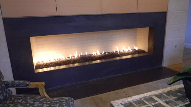 Fabulous Fireplace Wall contemporary
