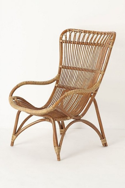 Banda Armchair eclectic outdoor chairs