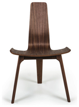 Tapas Chair by de la espada contemporary dining chairs and benches