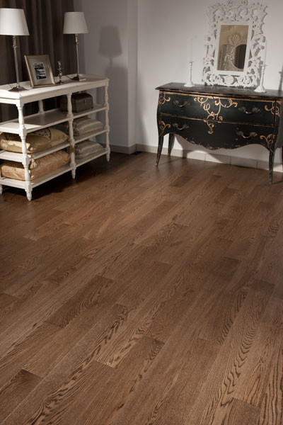 Oak Stoney Creek traditional wood flooring