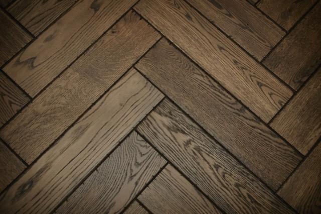 Herringbone Designs Modern Hardwood Flooring