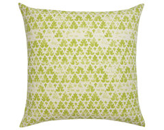 Lime Volpi Pillow  pillows