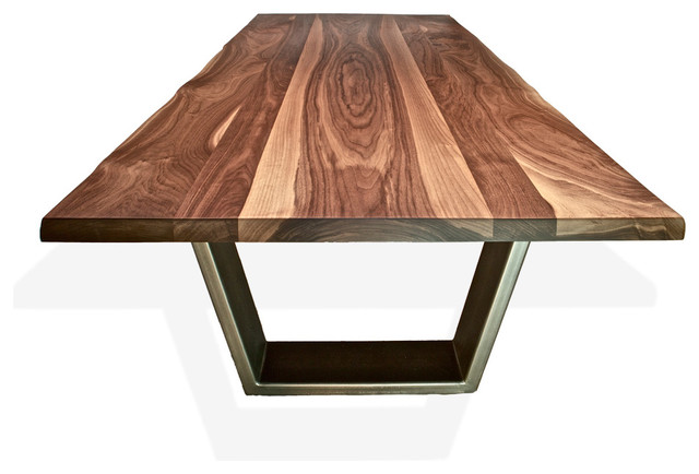Solid Wood Dining Tables contemporary-dining-tables