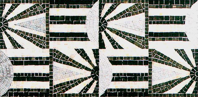 Materials (tiles, wood, stones) modern-tile
