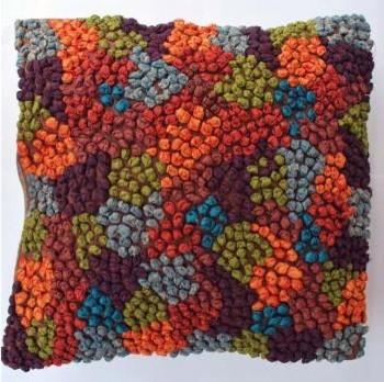 Knots Pillow eclectic-decorative-pillows