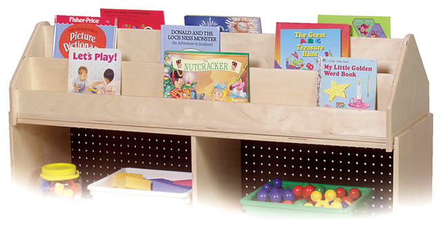 Modern Classroom Display : Steffywood kids book display classroom toy shelf with