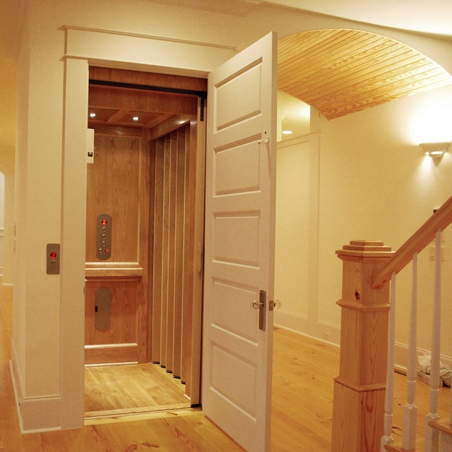 Home Elevator Ideas Other Metro By All Ways Accessible: elevator townhomes