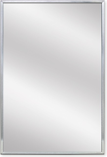 Harney Hardware 1905 Washroom Restroom Bathroom Mirror modern bathroom mirrors
