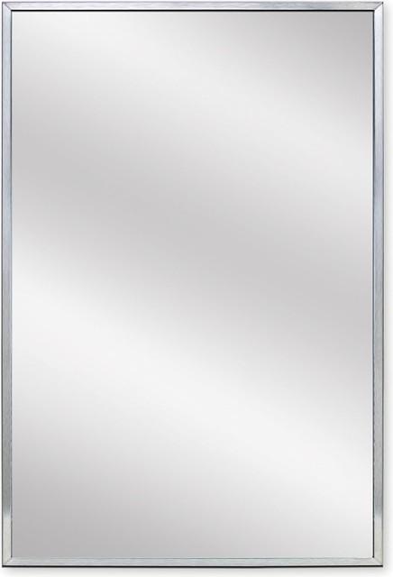 Harney Hardware 1905 Washroom Restroom Bathroom Mirror modern-bathroom-mirrors