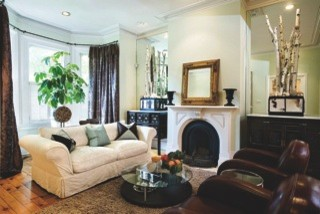 Kevin Steinberg - Steinberg Design traditional-living-room