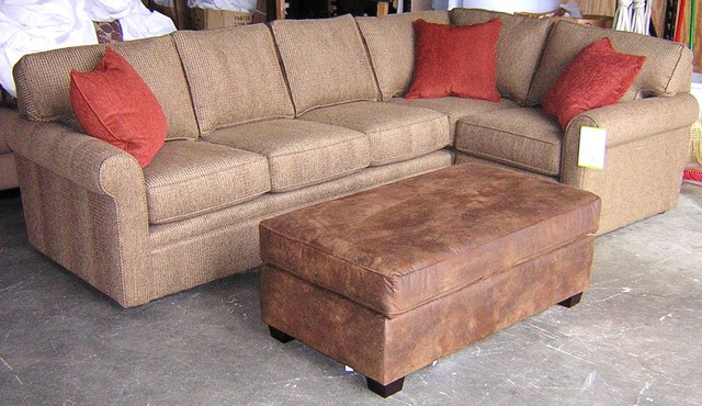 Rowe Brentwood Sectional traditional-sectional-sofas