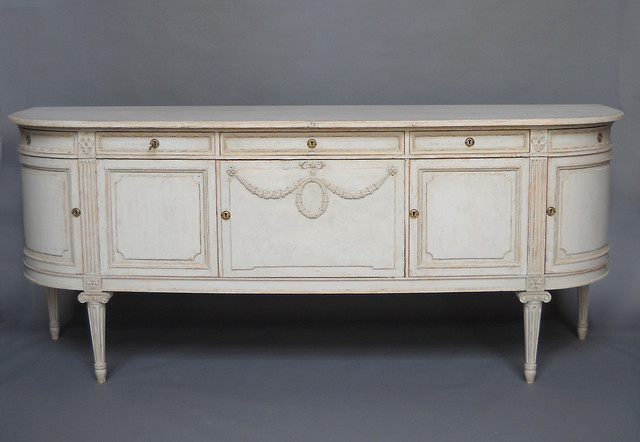 traditional buffets and sideboards by Cupboards &amp; Roses