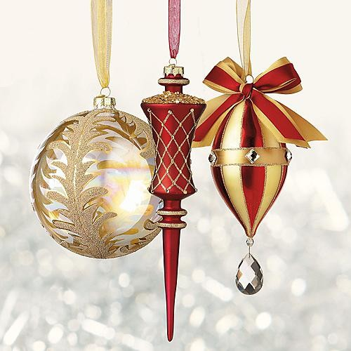 60-pc. Medici Christmas Ornament Collection