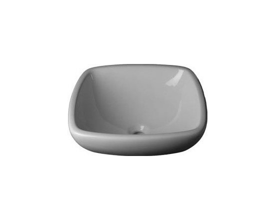 "DecoLav 1423 17.5"" Above the Counter Bathroom Sink -"