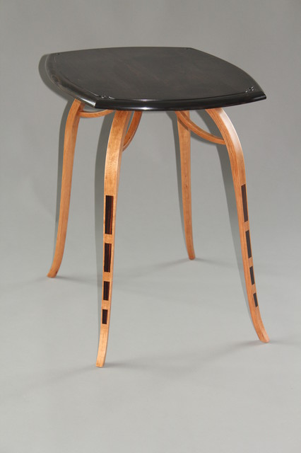 Custom Table by: Blue Spruce Joinery eclectic-furniture