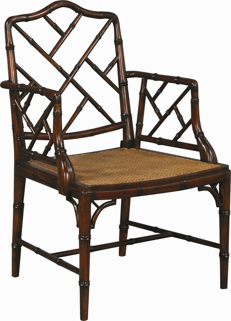 Chinese Chippendale Dining Chairs Traditional Dining Chairs