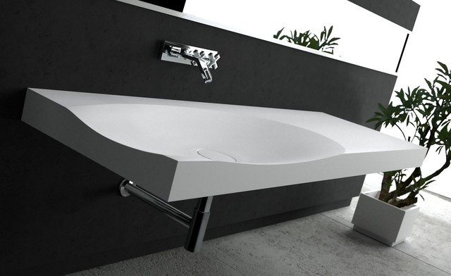 SWE1 sink contemporary-bathroom-sinks