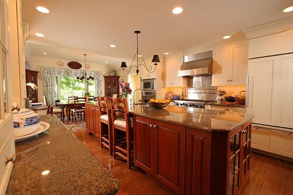 Sandra John Interiors traditional-kitchen