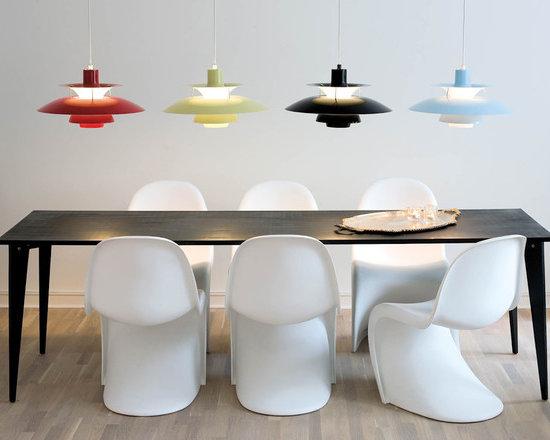 Modern Lighting - PH50 Pendant, Louis Poulsen Lighting