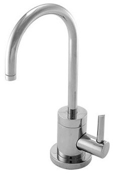 Newport Brass 106C/20 Cold Water Dispenser, Faucet Only In Stainless Steel bathroom-faucets