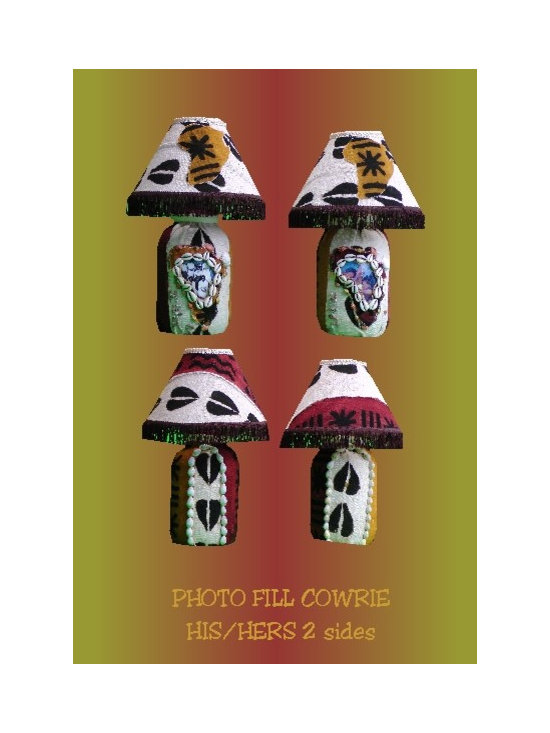 Photo Fill Cowrie His Hers -