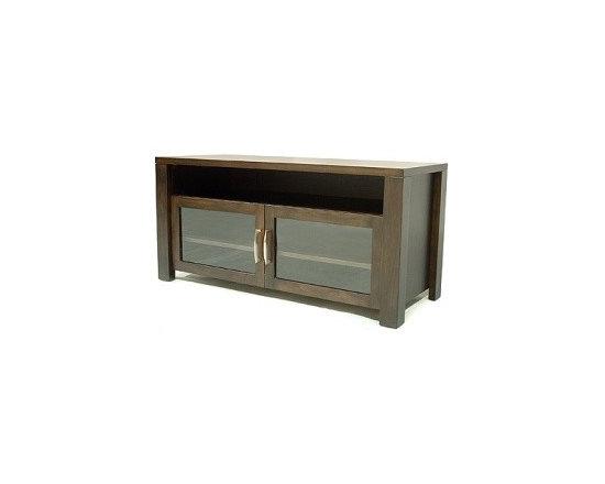 Creaitve Home Furnishings - Boxwood Furniture - Boxwood Entertainment Unit