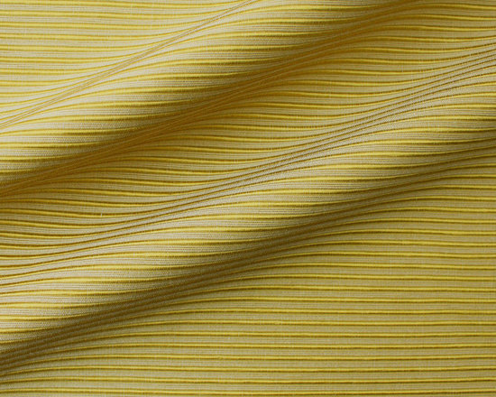 Taylor Fabric in Kiwi Green - Taylor Fabric in Kiwi is a textured and striped green fabric made in Italy. This discount designer fabric is perfect for drapery and residential, light contract, and decorative upholstery. It's available online and great for interior design!