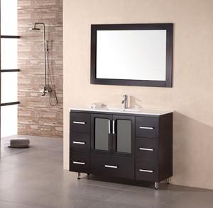 "Bathroom Sink Vanity Set, 30"" Single Drop-In Sink, Huntington contemporary-bathroom-vanities-and-sink-consoles"