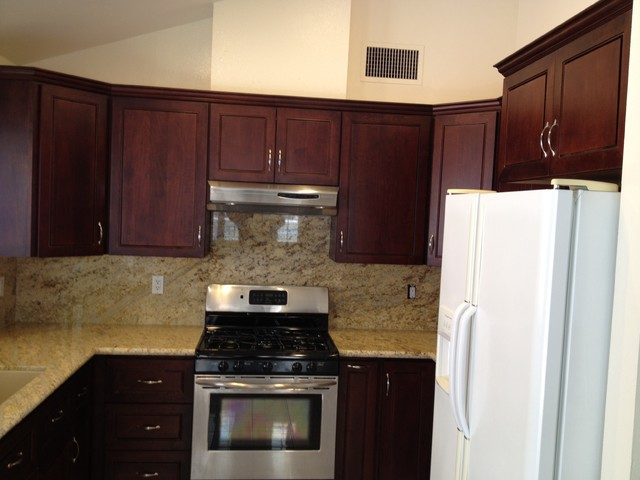 Limited Version Chocolate Kitchen  Kitchen Cabinetry  orange county