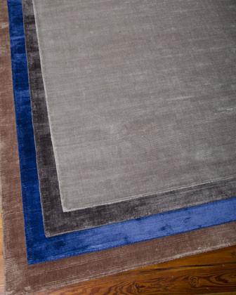 "Calvin Klein Home Lunar Runner, 2'4"" x 8' traditional-rugs"