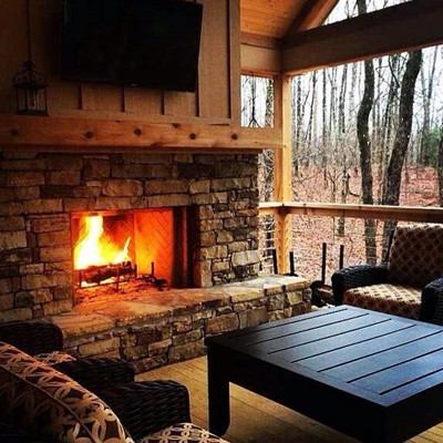southern hearth patio 39 s fireplaces in chattanooga craftsman porch