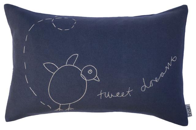 Bholu - Kids Duck Pillow modern-kids-decor