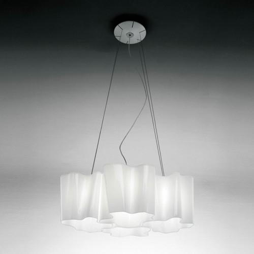 Artemide | Logico Quadruple Nested Suspension contemporary-pendant-lighting