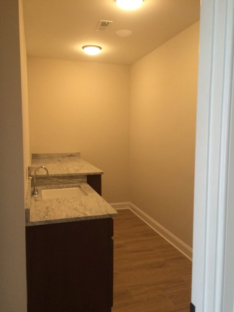 Mclean laundry room addition and master closet for Masters laundry