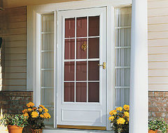 Pella Storm Door traditional-screen-doors