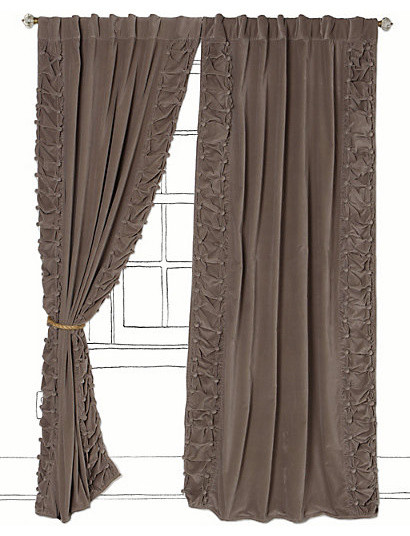 Parlor Curtain contemporary-curtains