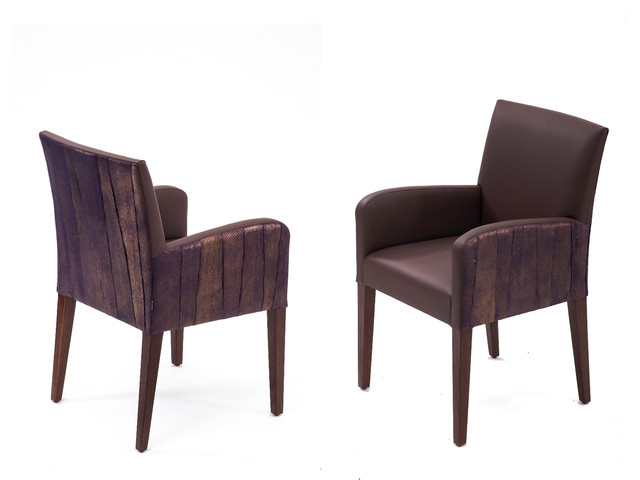 Sabina hill harvest collection dining host chair for Modern dining chairs vancouver