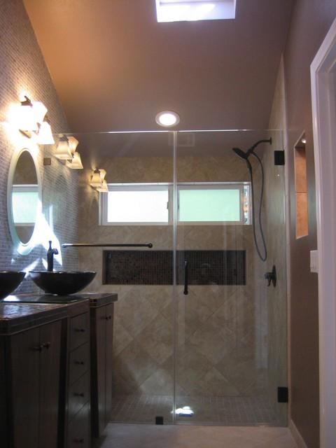 Winchester contemporary-bathroom