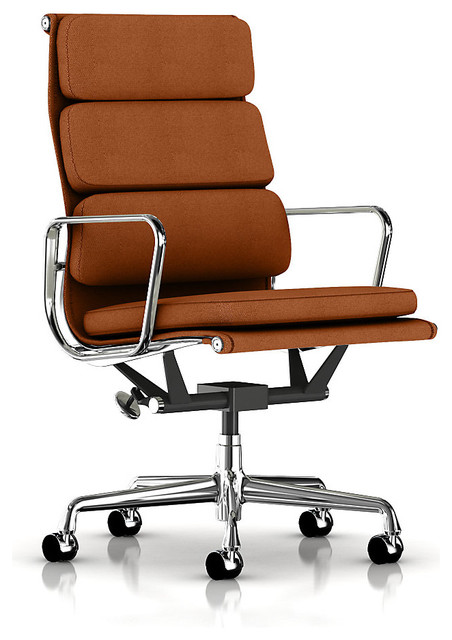 herman miller eames soft pad executive chair fabric