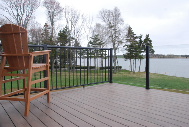 Century Railings modern-home-fencing-and-gates