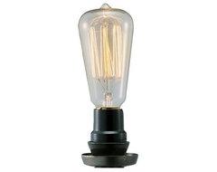 Candelabra Home Classic Shaped 40 Watt Edison Bulb traditional-light-bulbs