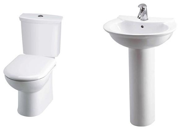 Otley 4 Piece Set toilets