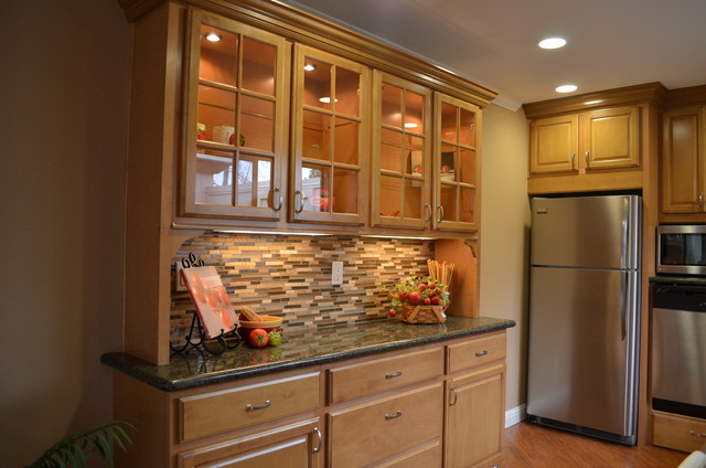 Tice Creek traditional-kitchen