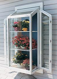 Garden Windows windows