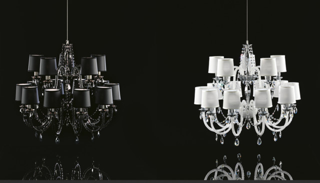 Italamp Cult Edition - Evergreen Collection modern-chandeliers