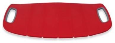Gripper Flex Board Cutting Board in Red contemporary-cutting-boards
