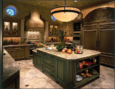 newdesignstudios.com - English Modern traditional kitchen