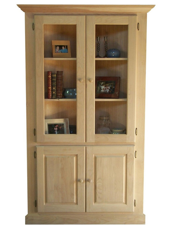 Furniture - Corner Cupboards and Corner Chinas -
