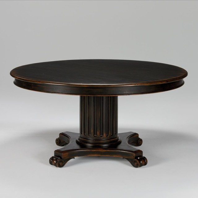 Dining table ethan allen townhouse dining table - Ethan allen kitchen tables ...