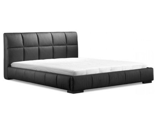 Zuo Amelie King Size Bed Black - StudioLX